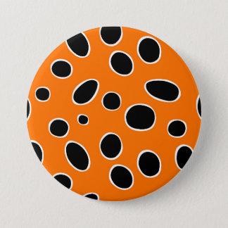 Nudibranch 7.5 Cm Round Badge