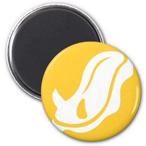 Nudibranch Icon Refrigerator Magnets