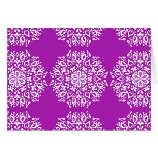 Nudibranch Mandala Card