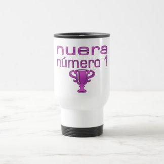 Nuera  Número 1 Coffee Mugs