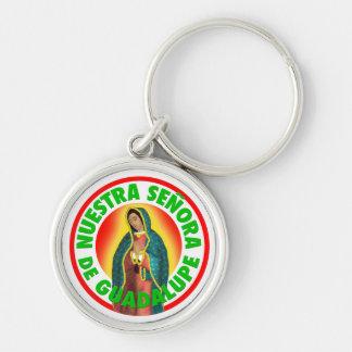 Nuestra Señora de Guadalupe Key Ring