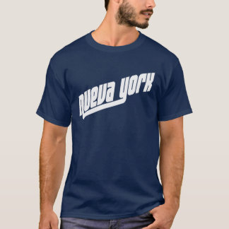 Nueva York New York shirt