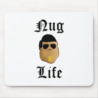 Nug Life Mouse Pad