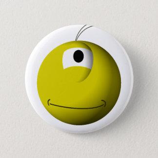 Nuke Character 6 Cm Round Badge