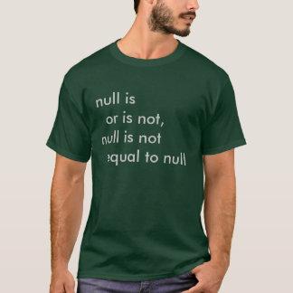 null koan T-Shirt