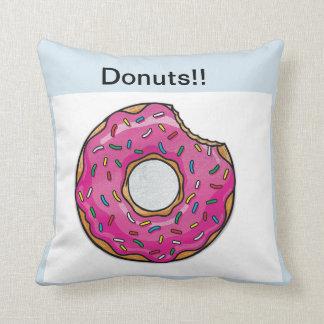 Num Num Donut Pillow! Cushion