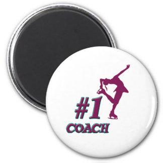 Number #1 Coach Magnet