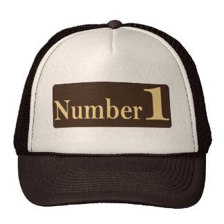 Number 1 Hat