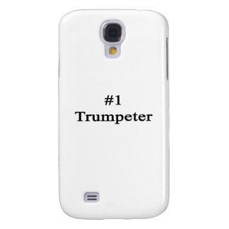Number 1 Trumpeter Samsung Galaxy S4 Cover