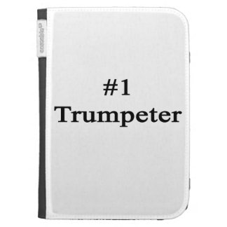 Number 1 Trumpeter Kindle 3G Covers