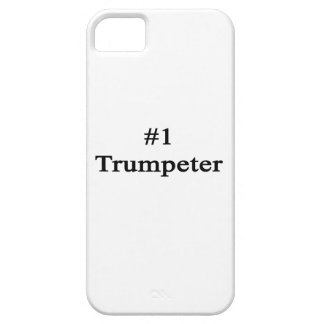 Number 1 Trumpeter iPhone 5 Cases