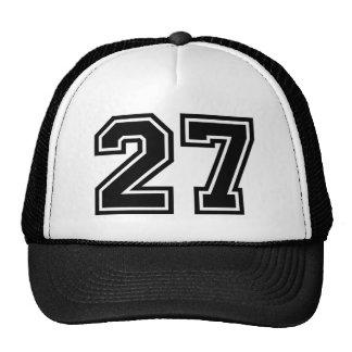 Number 27 Classic Cap