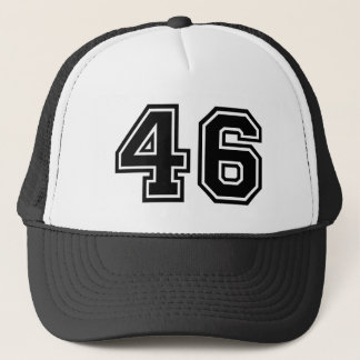 Number 46 Classic Trucker Hat