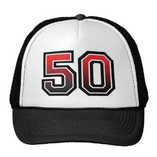 Number 50 Classic Cap
