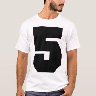 Number 5 Sport T-Shirt