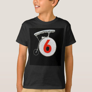Number 6: The Prisoner T-Shirt