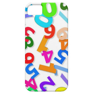 number-70828_1920 LEARNING EDUCATION COLORFUL 3DD Cover For iPhone 5/5S