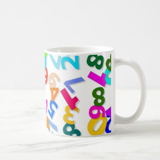 number-70828_1920 LEARNING EDUCATION COLORFUL 3DD Coffee Mugs