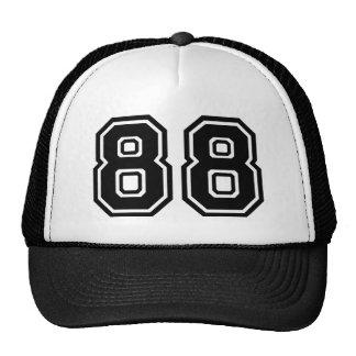 Number 88 Classic Cap
