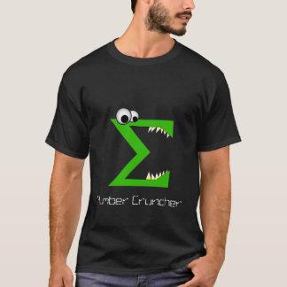 Number Cruncher T-Shirt
