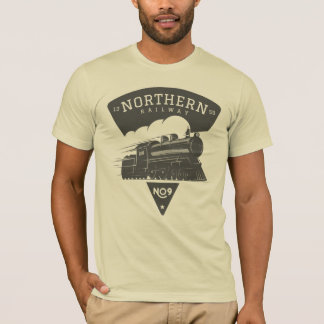 Number Nine Train T-Shirt