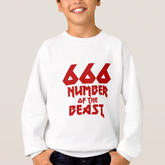Number of the Beast Sweatshirt