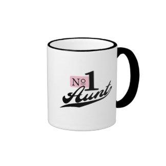 Number One Aunt Mug