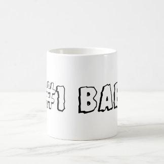 NUMBER ONE Bae #1 Basic White Mug