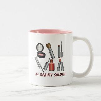 Number One Beauty Salon Coffee Mug
