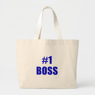 Number One Boss Bags
