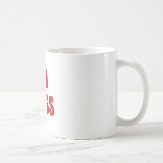 Number One Boss Mug