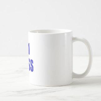 Number One Boss Mugs