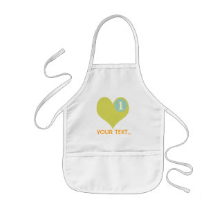 Number One Cook Best Chef Apron