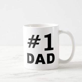 Number One Dad Mugs