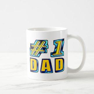 Number One Dad Mug