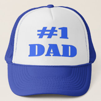 Number One Dad T-shirts and Gifts. Trucker Hat
