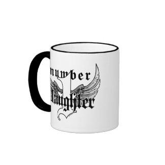 Number One Daughter Coffee Mug