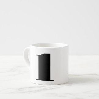 Number One Espresso Mug