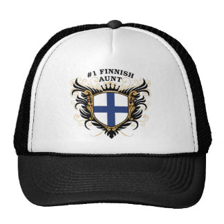 Number One Finnish Aunt Hats