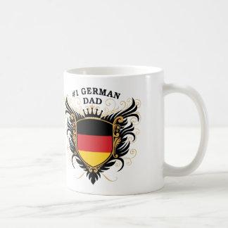 Number One German Dad Coffee Mug