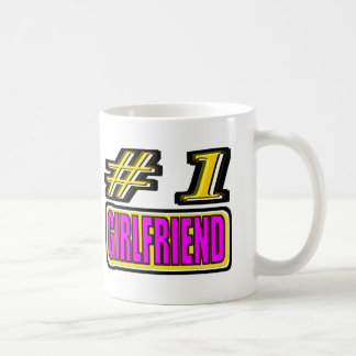 Number One Girlfriend Coffee Mug