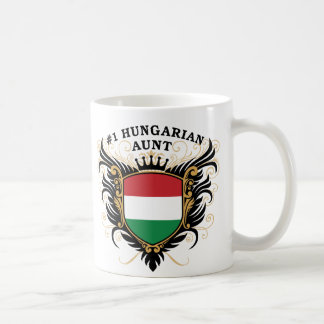 Number One Hungarian Aunt Coffee Mug