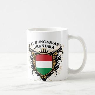 Number One Hungarian Grandma Coffee Mug