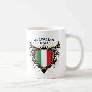 Number One Italian Dad Mug