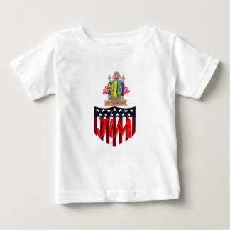 Number One jim Baby T-Shirt