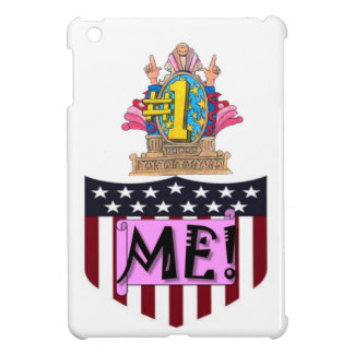 Number One Me iPad Mini Cover