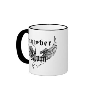 Number One Mom Coffee Mug