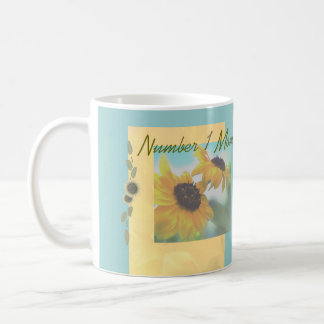 Number One Mom Coffee Mug