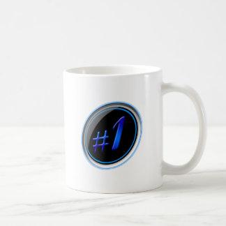 Number One Coffee Mugs