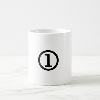 number one mugs